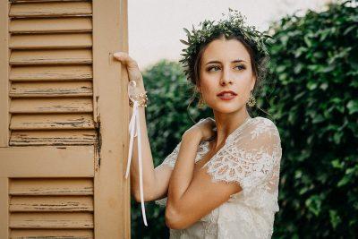 Mediterranes Bridal Editorial auf Mallorca