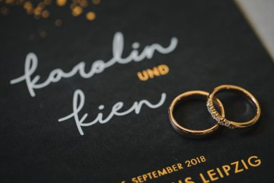 Urbane Hochzeit in Leipzig