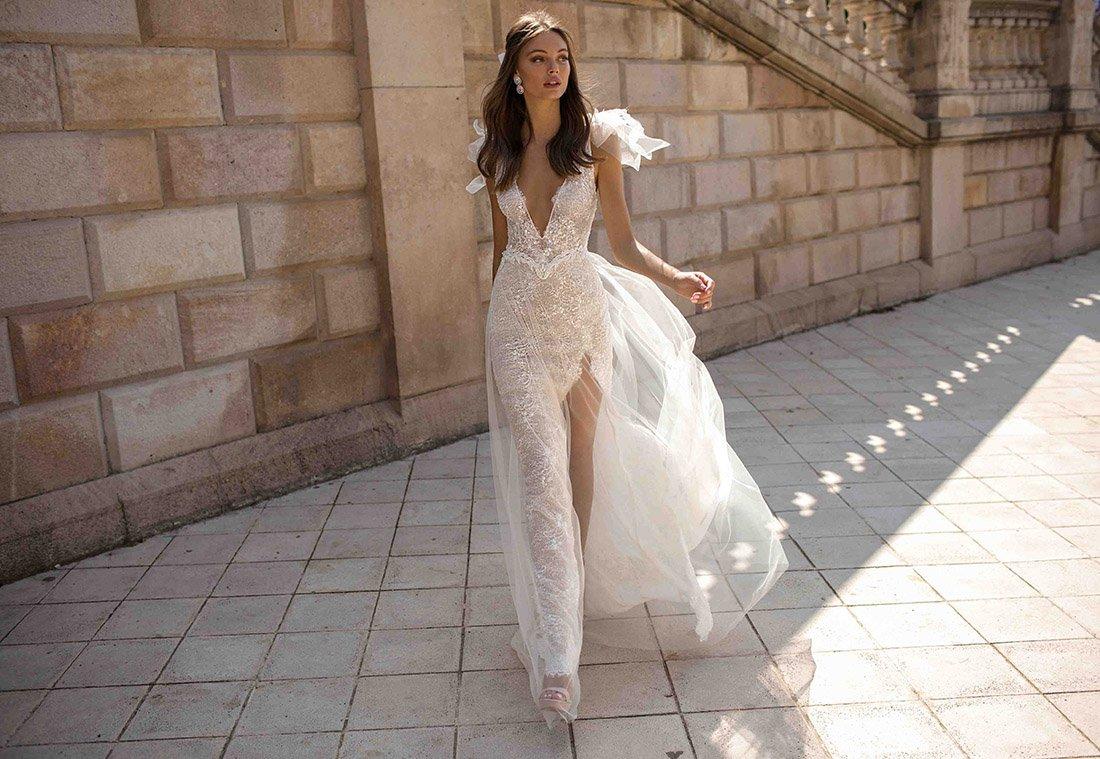 klassisch schönen Glanz viel rabatt genießen Israelische Brautmode - FRIEDA THERÉS