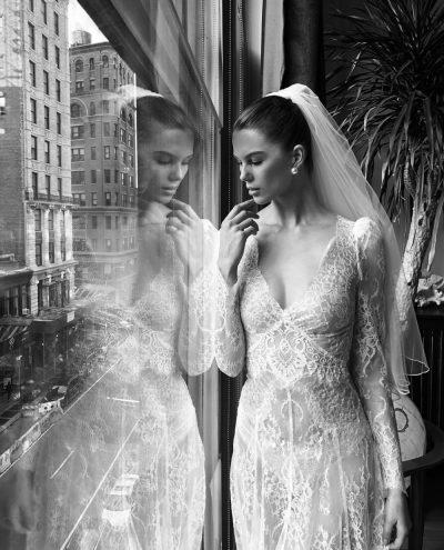 Israelische Brautmode