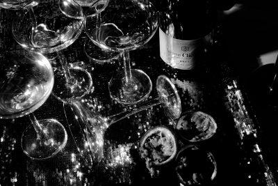 Late Night Champagner Bar