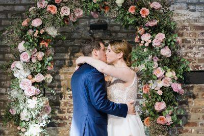 Modern & elegant: Hochzeit in Köln