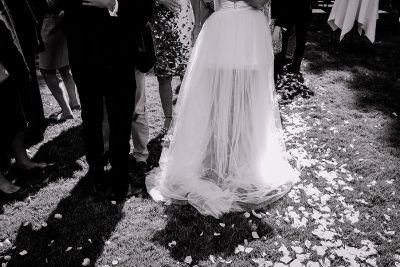 Hochzeit an der Alster