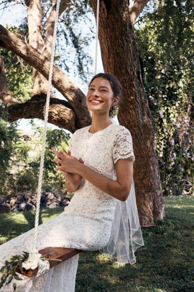 Unter 300€: Brautmode von H&M