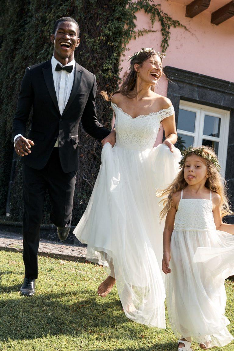 Brautkleider von H&M, Brautkleider online bestellen