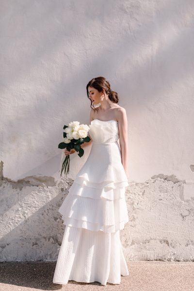 Soft Bridal Editorial