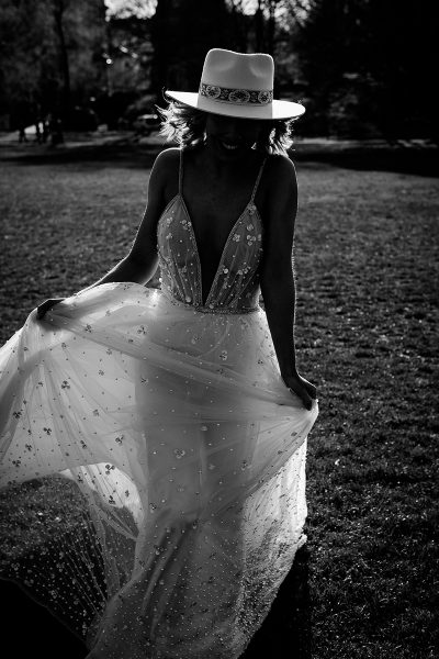 Bride to be Editorial mit Naddl Johnson