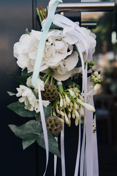 Coole Hochzeitsdeko im Vintage Look