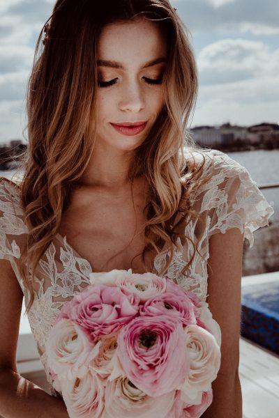 Bridal Editorial im Fontenay Hamburg