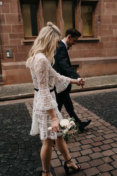 Standesamtliche Hochzeit in Freiburg