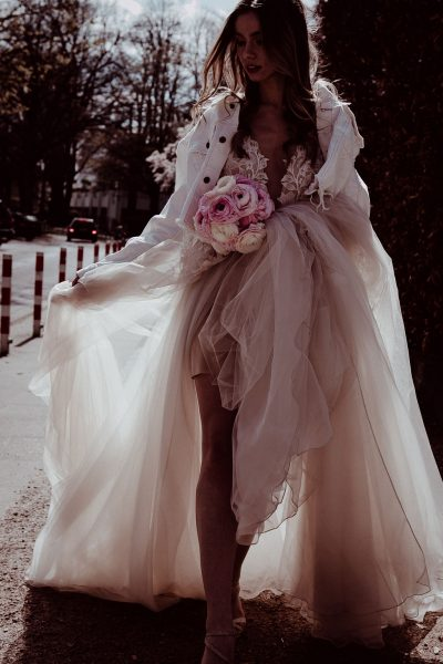 Bridal Editorial im Fontenay Hamburg
