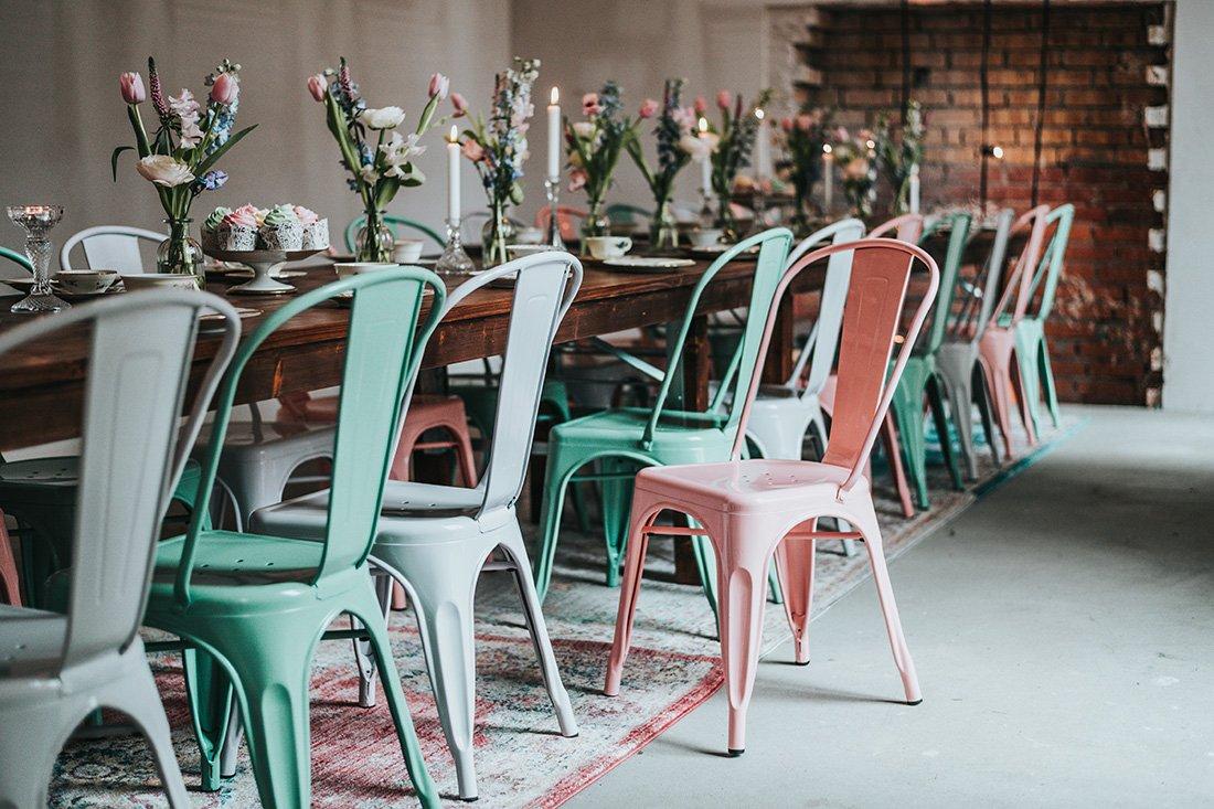 Hochzeitsdeko leihen und mieten