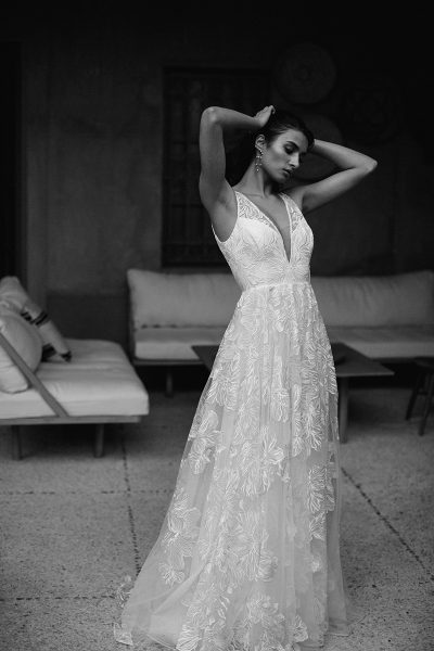 Marrakesh inspired: Bridal Styles