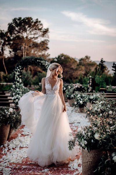 Brautkleid Liebe: Delia Fischer