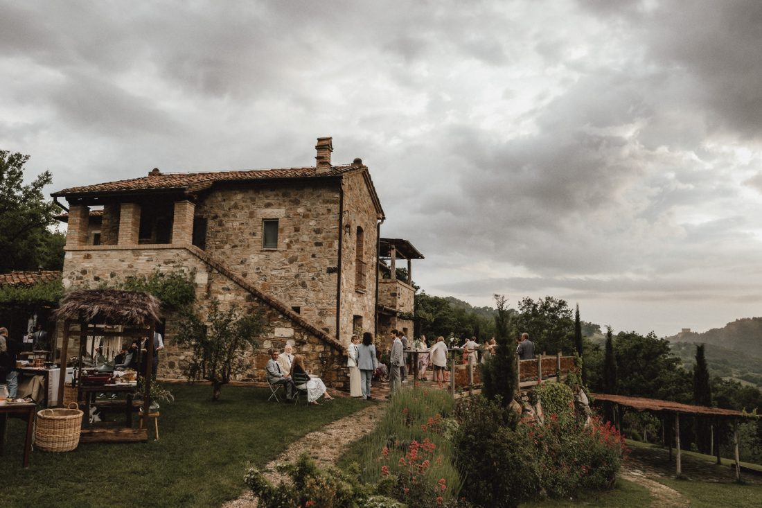 Boho Hochzeit in der Toskana   FRIEDA THERÉS