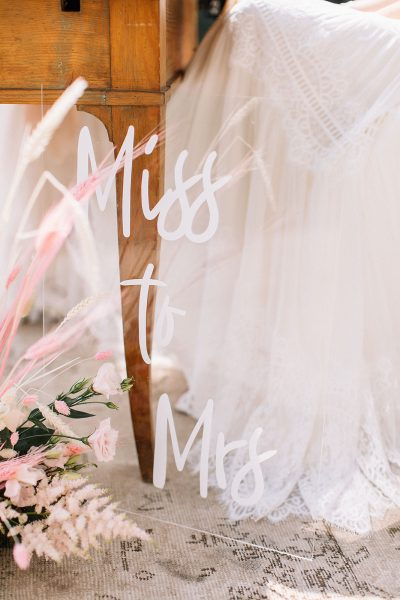 Bride-to-be: Luisa