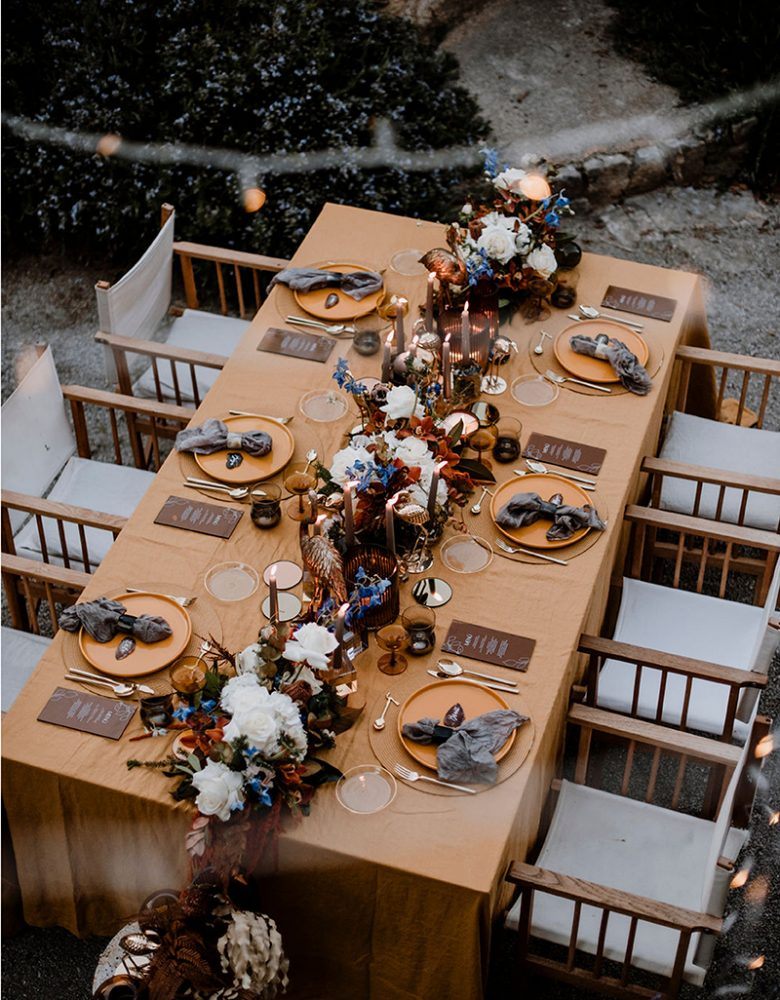 Foto 6_Mallorca Hochzeit_Erdtöne_Table Setting