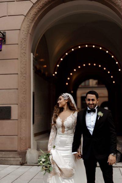 Hochzeit im Le Royal Hamburg