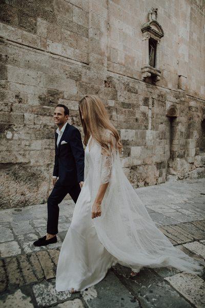 Standesamtliche Hochzeit in Ostuni