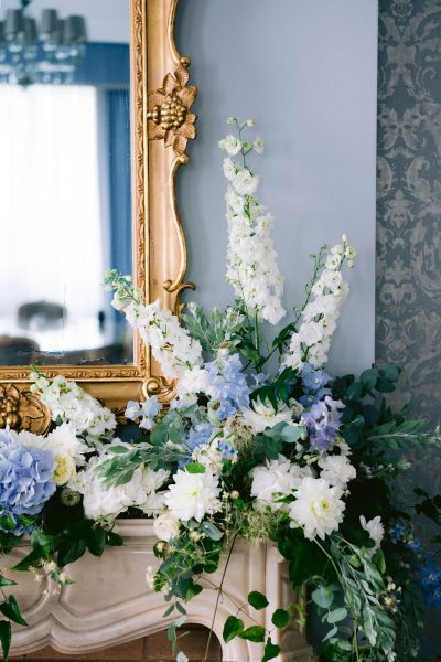 Elegante Toile-de-Jouy Inspiration