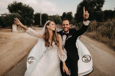 Hochzeit in Apulien