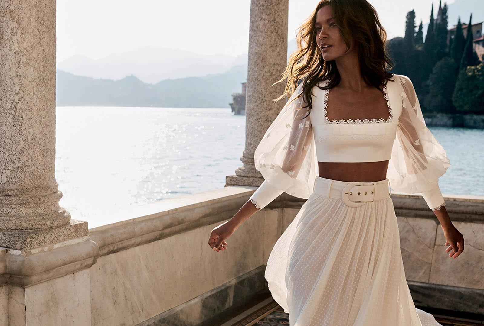 Jetzt entdecken: Brautmoden Trends 19 - FRIEDA THERÉS