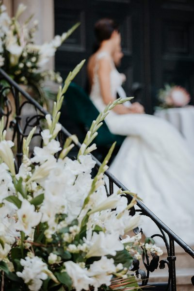 Ibiza meet Scandi – Hochzeit in Hamburg