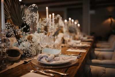 Rustic Glam Touch