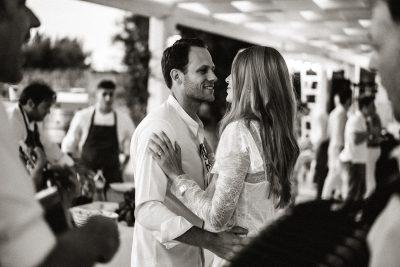 Get Together – der Auftakt für die Hochzeit