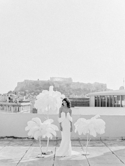 Athens Rooftop Editorial