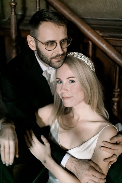 Hochzeit in Clärchens Ballhaus