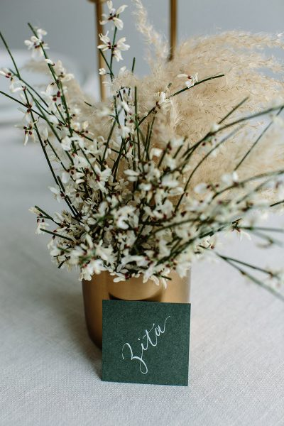 Hochzeitspapeterie Pure & romantic