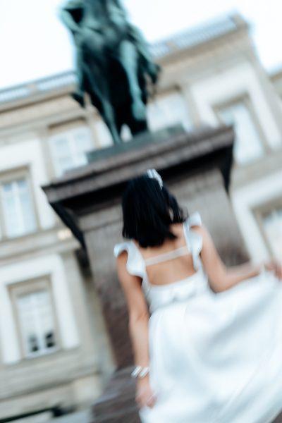 Modern Bridal Editorial