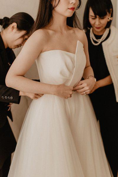 Hochzeit in China