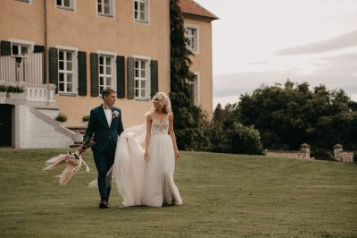 Hochzeit im Schlosspark Destedt