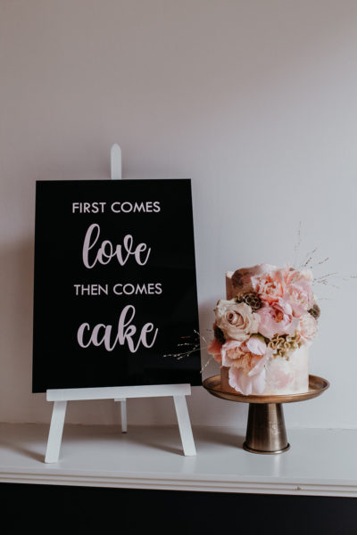Dekoschild Cake A3
