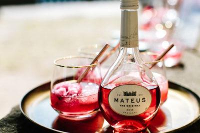 Der perfekte Hochzeitswein: Mateus Rosé