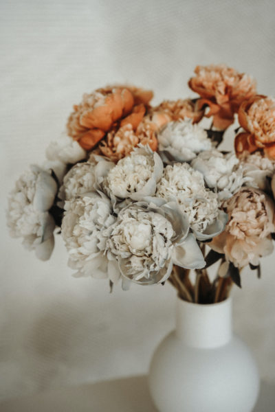 Im Trend: Tinted Flowers