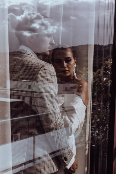 Elopement-Editorial im Roomers