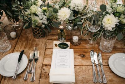 Greenery Hochzeit in München
