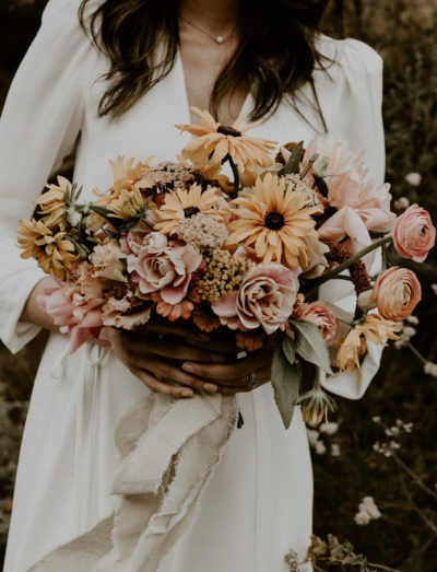 Flowerlove: Brautstrauß für den Herbst