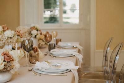 Im Trend: zeitlos klassische Hochzeitsdeko