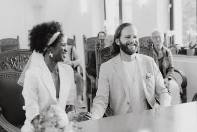 Standesamtliche Hochzeit in Hamburg