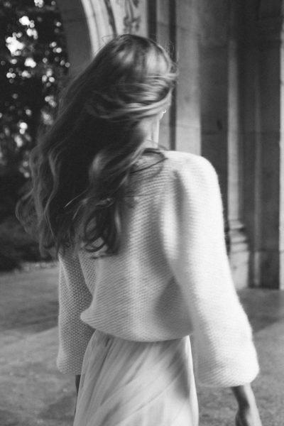 Bridal Editorial: cool & cozy
