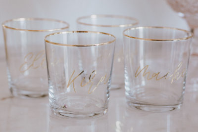 Cool Glam: Bridal Shower