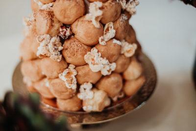 Winterlicher Sweet Table