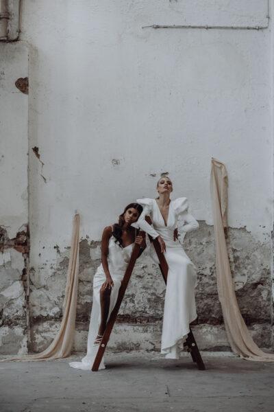 Stop & Stare: Bridal Editorial