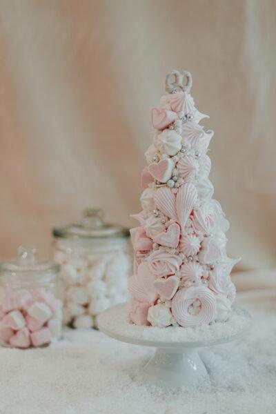 Sweet Candy Table: Winter Wonderland
