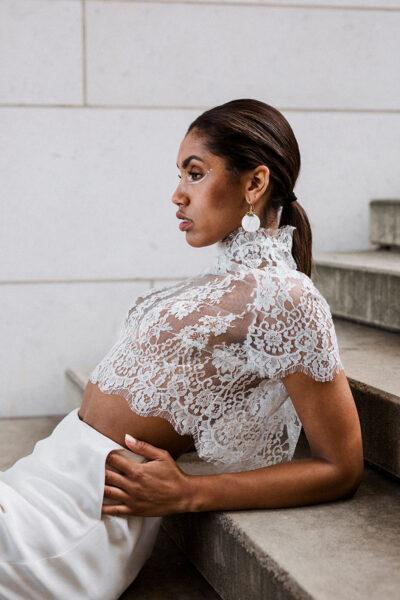 Bridal Editorial: Love Warrior