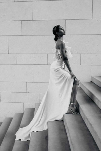 Bridal Editorial: Love Warrior